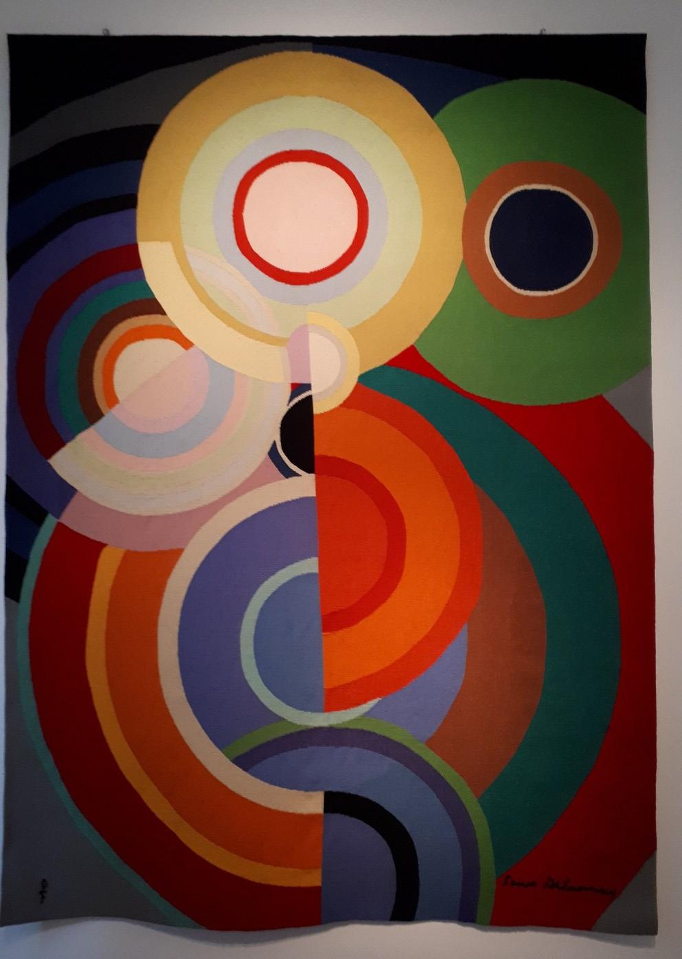Sonia Delaunay, Automne r