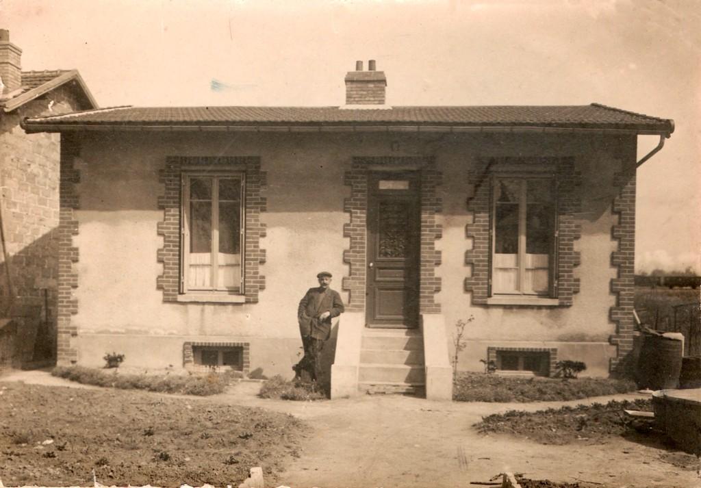 1922 env. Cormeilles en Parisis