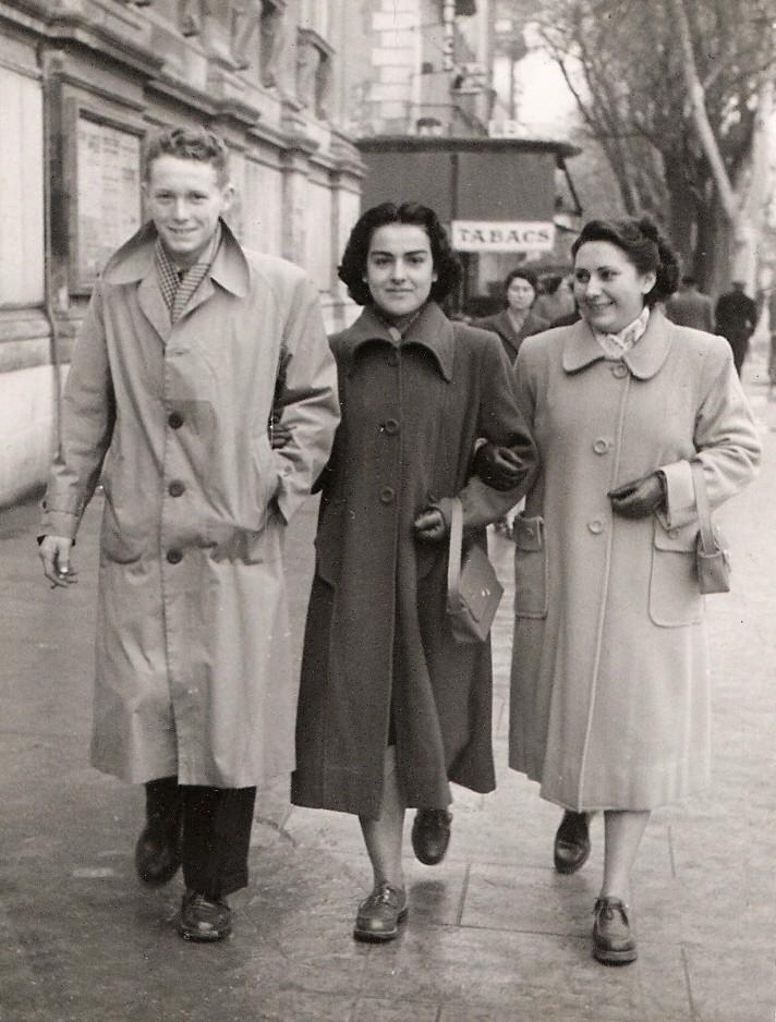 1950 hiver